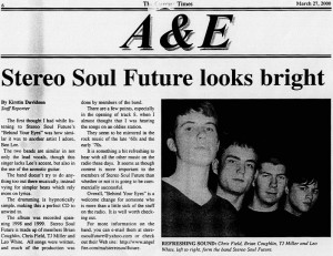 Stereo Soul Future looks bright